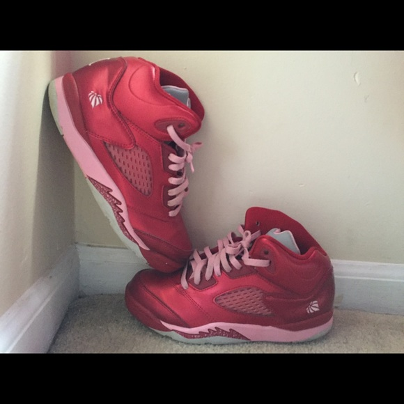Girls Jordan 5 Retro Valentines Day Addition
