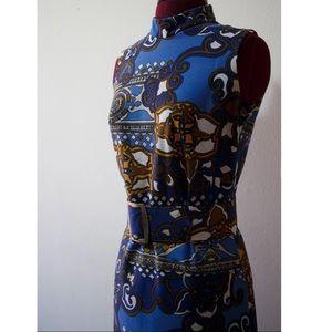 Stunning Vintage Maxi Dress