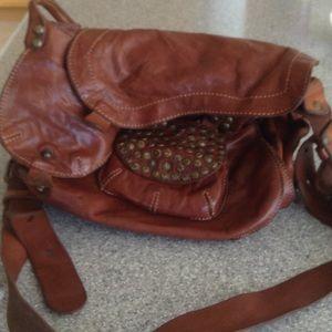 26c0efb93203 Campomaggi Bags - Campomaggi washed leather bag