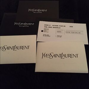 authentic ysl bags sale