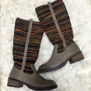 Nordstrom tapestry boots
