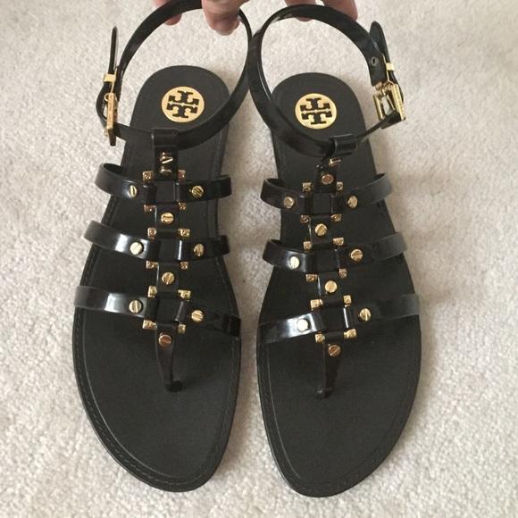 ec948ccb6 Tory Burch Vaughn Gladiator sandals. M 5654c68044adba92e600917c