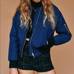 UNIF Jackets & Blazers - ISO!! Unif Nylon Bomber Jacket