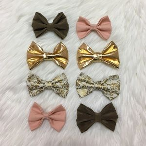 Other - 🎉HOST PICK! Girly Clip - In bows!