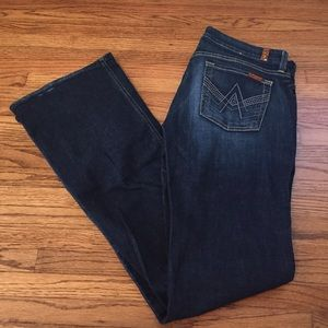 "7 for All Mankind ""A Pocket"" Denim"