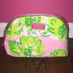 Lily Pulitzer Makeup Bag