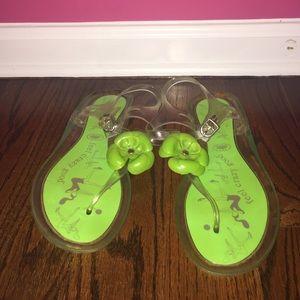 Dr. Scholl's Flower Sandals