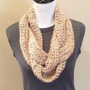 Handmade Accessories - *NEW* Darling Braided Winter Scarf