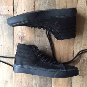 Vans Sk8 Black Shoes