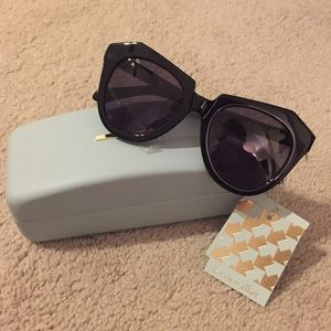 Karen Walker Accessories - Karen Walker Super Duper Cat Eye Sunglasses