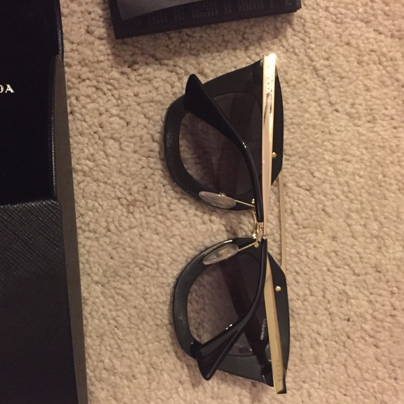 Prada Accessories - Prada Cat Eye Sunglasses