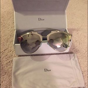 Dior Accessories - Dior So Real Sunglasses BNWT