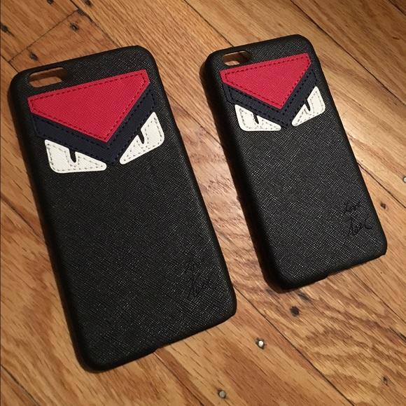 Fendi Phone Case Iphone 7 Plus