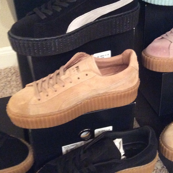 puma shoes rihanna creepers restock definition of racism
