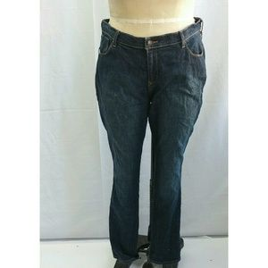 Old Navy Sweetheart Boot Cut Jeans