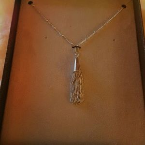 Eddie Borgo  Jewelry - Eddie Borgo small tassel pendant necklace