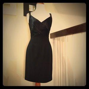 Carmen Marc Valvo evening dress