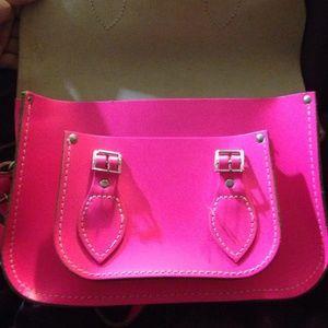 The Cambridge Satchel Company Bags - Hot Pink Cambridge satchel Company