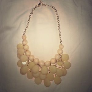 Jewelry - Bubble Statement necklace