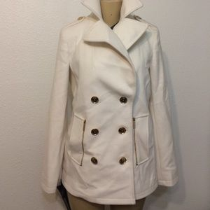 Michael lots wool coat
