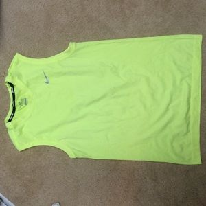 Nike MENS Dri fit shirt