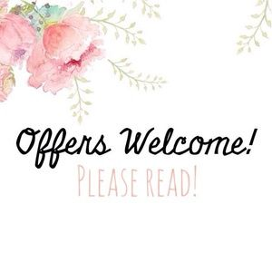 💐Offers & price reductions💐