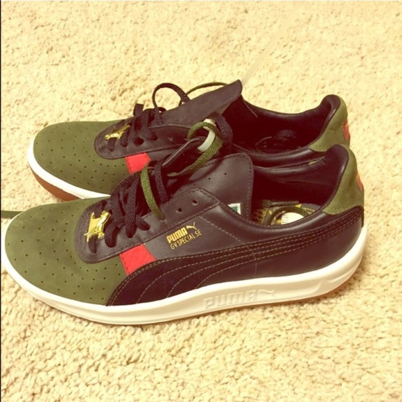 more photos f4857 37d23 Puma GV special SE sneakers