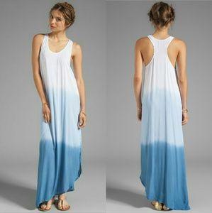 Tiare Hawaii Dresses & Skirts - New tiare hawaii luna blue white ombre maxi dress