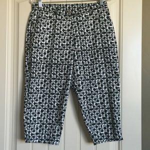 Allison Daley Pants - Ashley Daley Cropped Pants. Never Worn