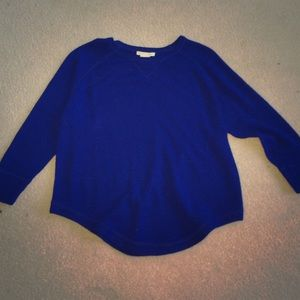 Sweet Romeo Sweaters - Nordstrom blue sweater