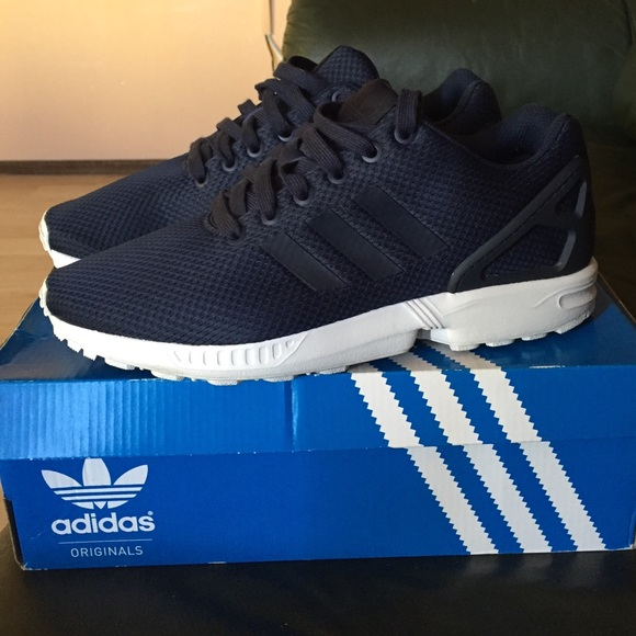 Customized Adidas ZX Flux Original