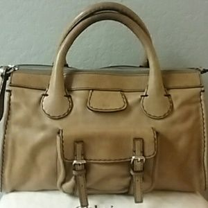 Reserved!Auth Chloe Edith satchel