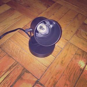 Spotlight with bulb
