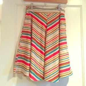 Dresses & Skirts - Striped Circle Skirt