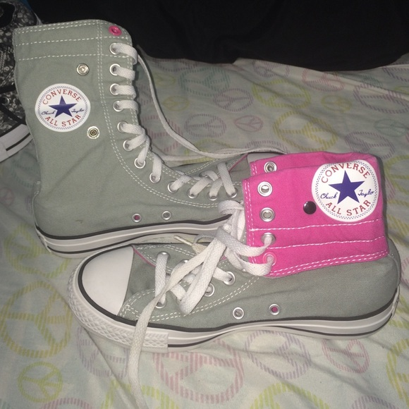 in the meantime And so on Decrease  Converse Shoes | Foldable Grey | Poshmark