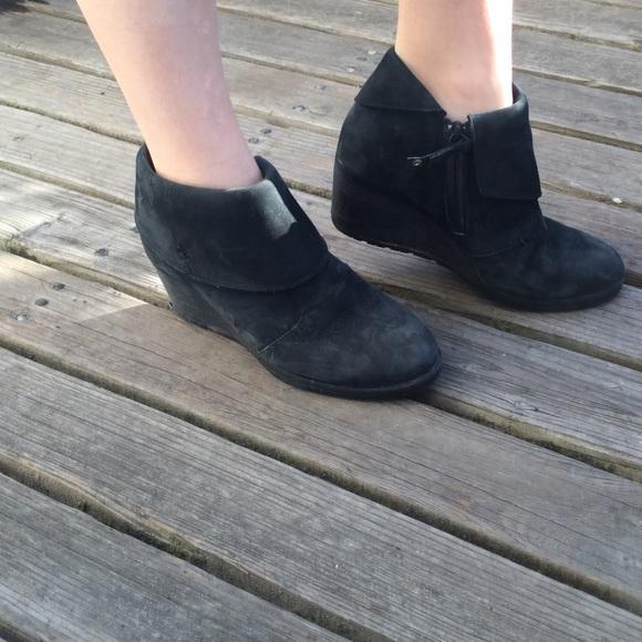 North Face Bridgeton Leather Booties