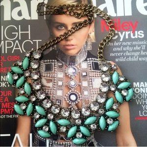 Gorgeous Mint Necklace