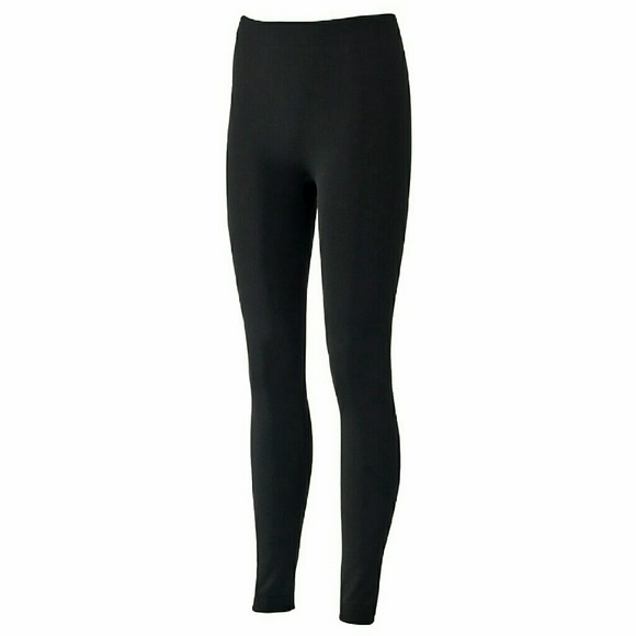 60% off Pink republic Pants - Fleece lined leggings from !?x ...