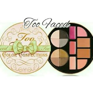 🛍HP🛍Too Faced Color Confections Face Pallette