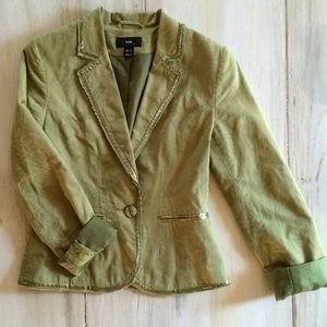 ⚡️FLASH SALE⚡️Green blazer from H&M