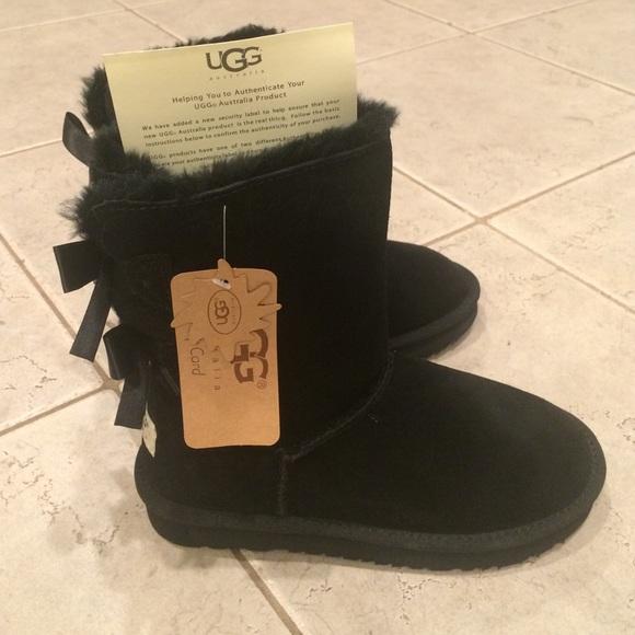 ca23b6bd919 Look Alike bailey bow UGG boots