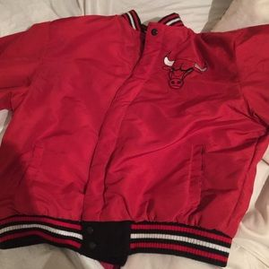 Jackets & Blazers - Chicago Bulls Reversible jacket