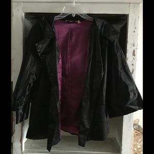 DKNY Jackets & Blazers - DKNY Black Dress Coat