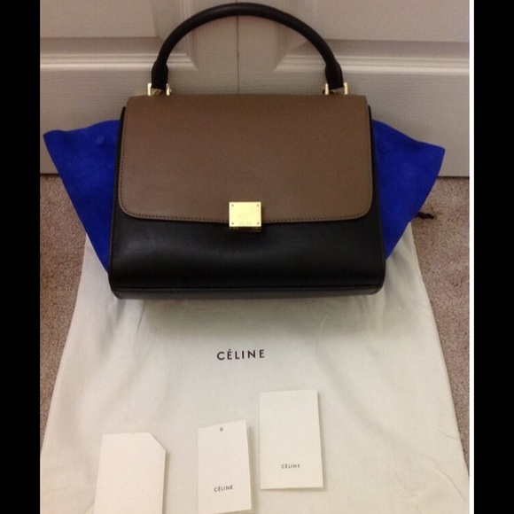 celine stingray box bag rd9f  For Kristin Celine trapeze medium bag