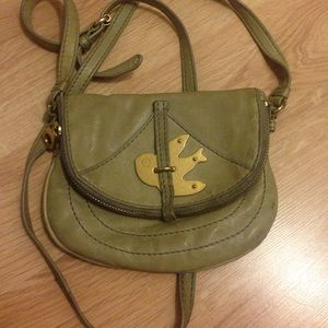 Authentic Marc Jacobs Crossbody Bag