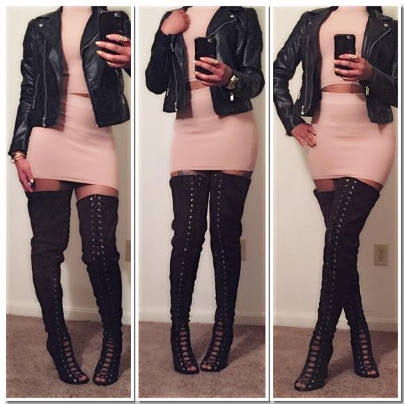 48 zigi soho shoes ziginy piarry thigh high boot