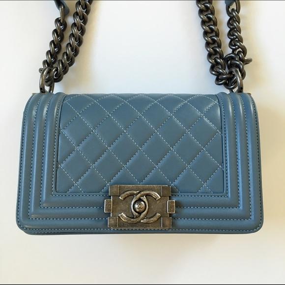 d86ffca8032 CHANEL Bags   On Sale 4k Thru 124 Le Boy Bag Small   Poshmark