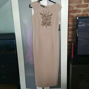 Donna Morgan Dresses & Skirts - New Donna Morgan Beaded Dress 6 NWT