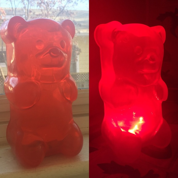 urban outfitters accessories gummi bear night light poshmark