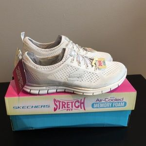 Brand new Skechers sneakers.